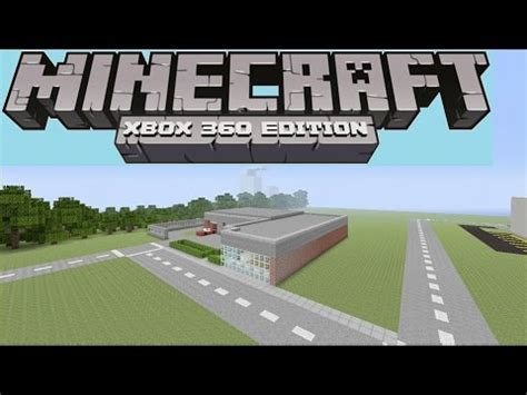 minecraft auto repair shop xbox  edition showcase