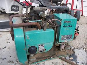 Purchase Onan 6 5 Rv Parts Generator Motorcycle In Grand