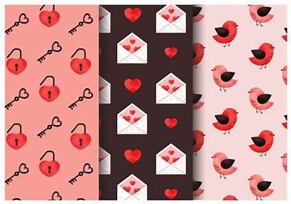 Valentine Patterns Vector Vecteezy Clipart Graphics Edit