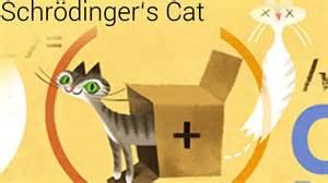 schroedinger s cat erwin schr 246 dinger cat content paradox doodle