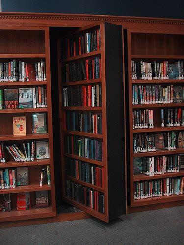 How To Build A Secret Bookcase Door - how to make a door bookcase wooden pdf building