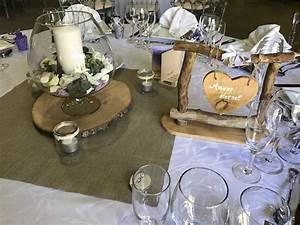Centre De Table Champetre : decoration mariage theme champetre ~ Melissatoandfro.com Idées de Décoration