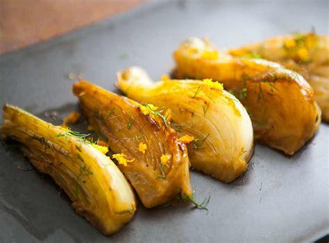 cuisine orleans braised fennel recipe simplyrecipes com