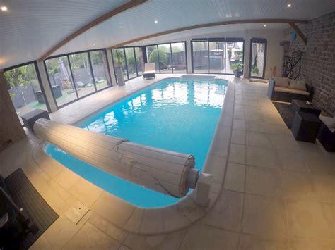 gite avec piscine interieur gite piscine int 233 rieur mont michel