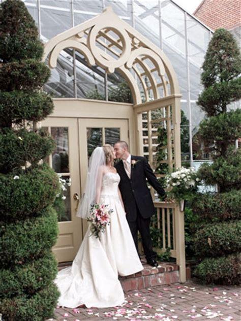 garden conservatory garden wedding
