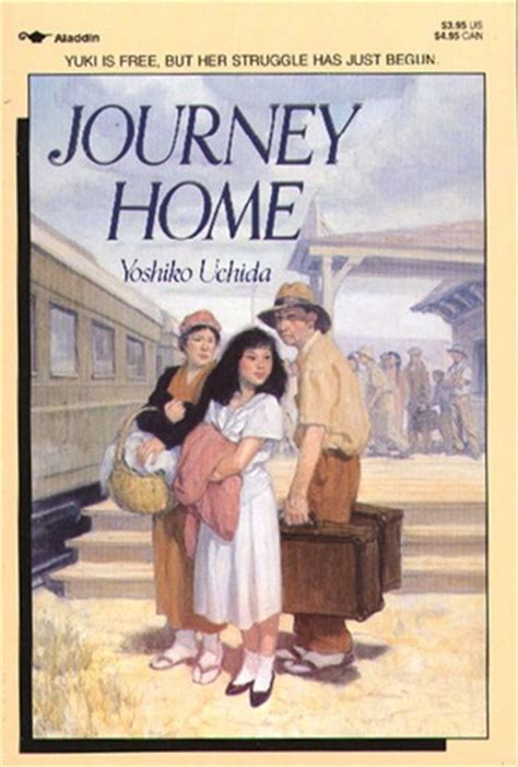 journey home  yoshiko uchida reviews discussion