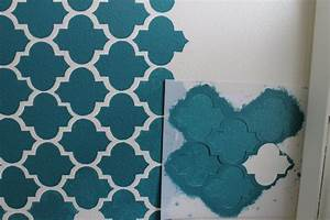 Making a Big Impact in a Small Space with Wall Stenciling