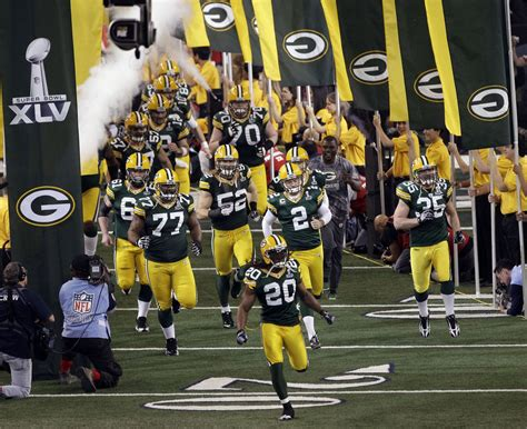 Green Bay Packers New York Giants New England Patriots