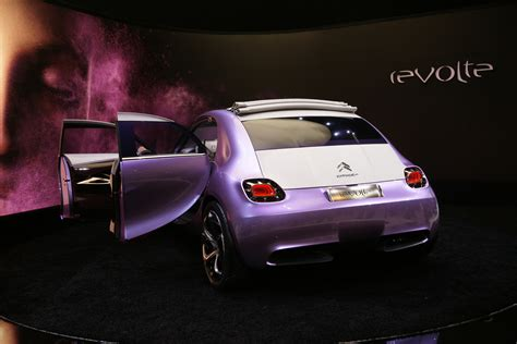 2010 Citroen Revolte Concept