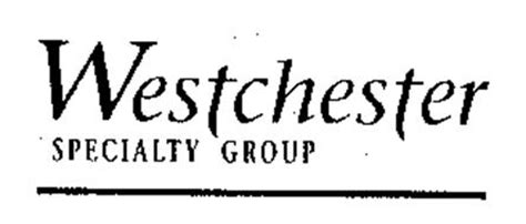 Choose your country of residence to contact the provider regarding benefits, coverage and other services. WESTCHESTER SPECIALTY GROUP Trademark of Ace USA, Inc. Serial Number: 75026722 :: Trademarkia ...