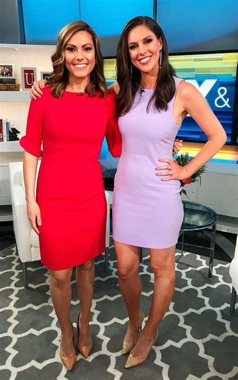 Lisa Boothe & Abby Huntsman   Nice dresses, Fashion ...