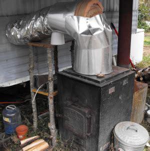 homemade outdoor wood burning boiler easy diy