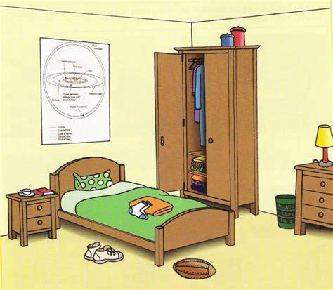 Une chambre en ordre