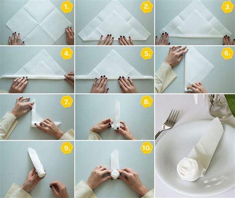 Tisch Eindecken Zu Ostern 6 Einfache Servietten Falttechniken Fuer Ein Froehliches Osteressen by Die Besten 25 Servietten Falten Ideen Auf