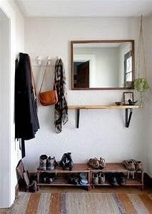Porte Manteau Entrée : entr e maison 10 id es comment optimiser et d corer ce ~ Melissatoandfro.com Idées de Décoration