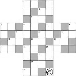 Printable Math Crossword Puzzles
