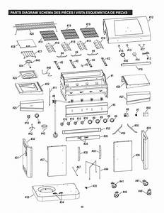 Char Broil 4 Burner Gas Grill Manual
