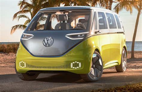 2020 Electric Volkswagen Bus Price, Interior, Release Date