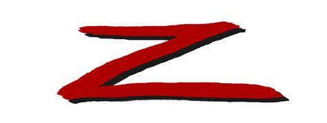 Z Red Drop Shadow