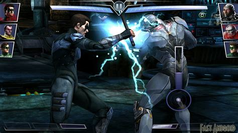 injustice gods among us android скачать injustice gods among us для android