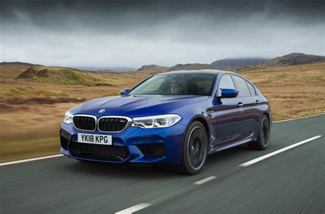 BMW M5 Review (2018)