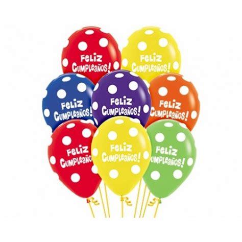 globos feliz cumplea 241 os 12 quot 30cm en globos con n 250 meros para cumplea 241 os