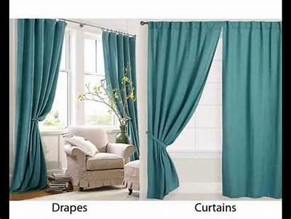 Curtains Drapes