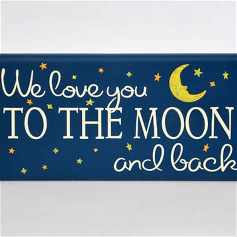baby room wall decorations best you to the moon and back sign products on wanelo