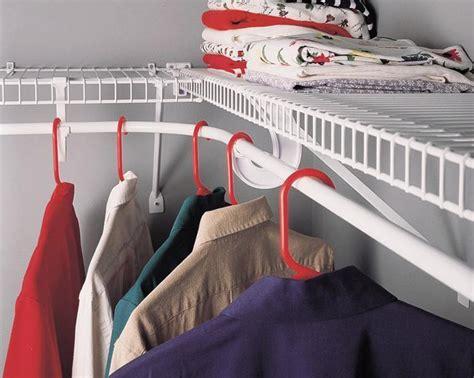 closetmaid superslide shelving closet wire accessories