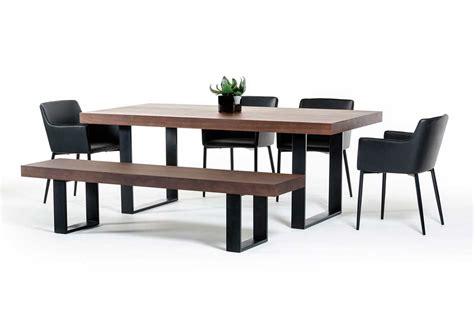 kitchen tables contemporary modern wenge walnut dining table vg508 modern dining 3228