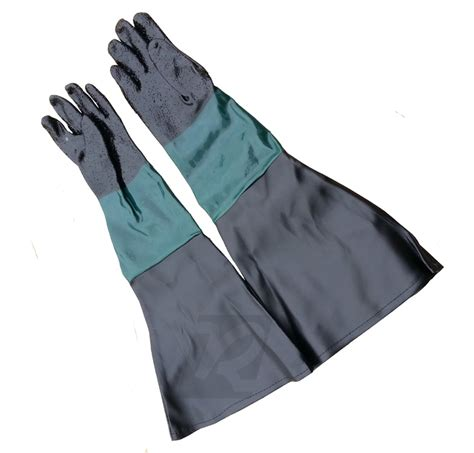 Abrasive Blast Cabinet Gloves by Sand Blasting Cabinet Replacement Gloves Free Shipping