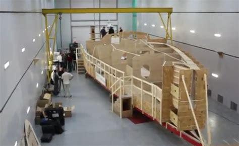 building  volvo ocean race  design yachting world