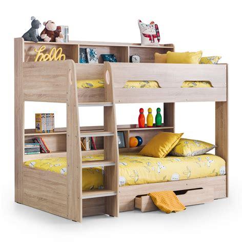 Bunk Beds by Bunk Beds Oak Bunk Bed Julian Bowen Ori001