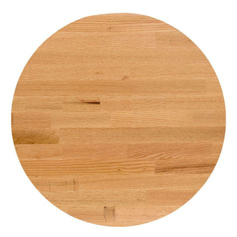 round butcher block table top table tops oak blended butcher block table top round