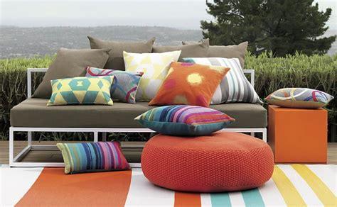 modern terrace design cool lounge furniture outdoor