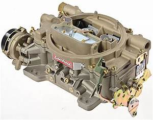 Edelbrock Marine Carburetors