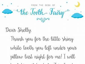 tooth fairy letter template baton rouge parents magazine With tooth fairy writing template