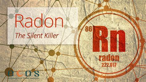 radon testing call ecos     safely reduce