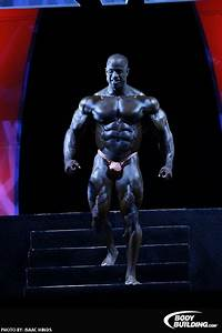 Victor Martinez At 2011 Mr Olympia Finals