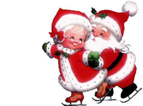 Santa Claus Animated Wallpaper - merry santa claus animated wallpapers free all