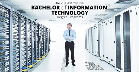 The 20 Best Online Bachelor Of Information Technology
