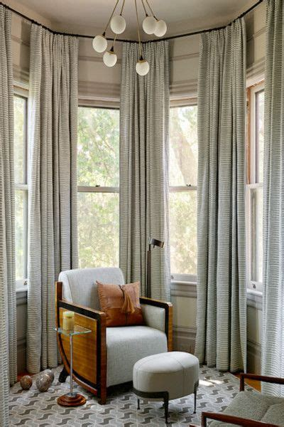 Kitchen Bay Window Nz by Floor To Ceiling Decorating Ideas Bay Window Curtains