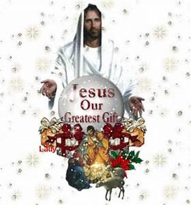 Jesus The Best Gift Christmas Fan Art Fanpop