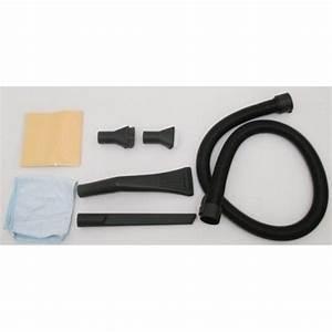 Kit Nettoyage Voiture : kit de nettoyage voiture 7 pi ces pour aspirateur ~ Melissatoandfro.com Idées de Décoration
