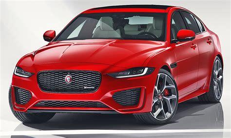 jaguar xe facelift motor ausstattung autozeitungde