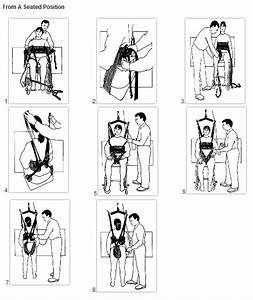 4-point Walking Patient Lift Sling