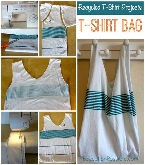 useful craft ideas recycled t shirt projects for 3164