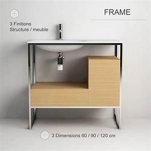 Meuble Salle De Bain 150 : meuble de salle de bains meuble lavabo et vasque ~ Edinachiropracticcenter.com Idées de Décoration