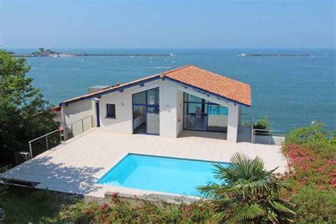 vente maison contemporaine mer ciboure 64500 maisons d architecte 224 vendre sur le bord