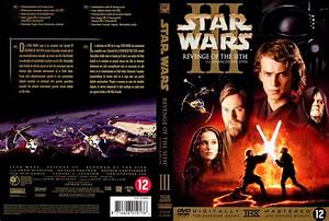 Star Wars Episode III: Revenge of the Sith - DVD - Ultra Capas